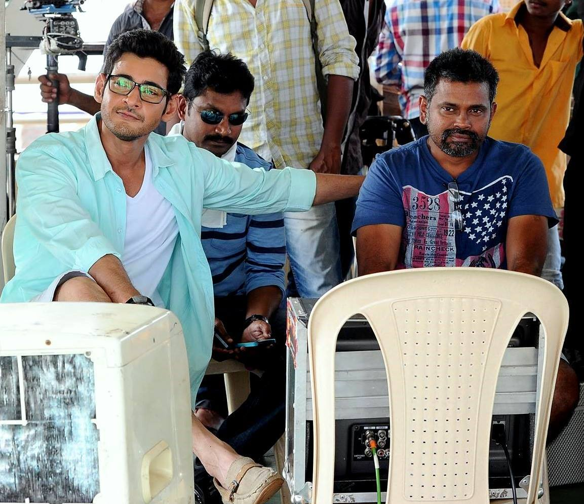 1Nenokkadine-working-stills  1 Nenokkadine Working Stills