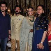 Maheshbabu at aswini dutt daughter marriage  (16)