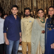 Maheshbabu at aswini dutt daughter marriage  (17)