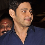 Maheshbabu at aswini dutt daughter marriage  (26)