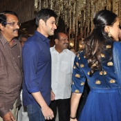 Maheshbabu at aswini dutt daughter marriage  (21)