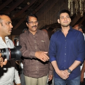 Maheshbabu at aswini dutt daughter marriage  (22)