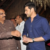Maheshbabu at aswini dutt daughter marriage  (23)
