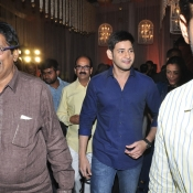 Maheshbabu at aswini dutt daughter marriage  (3)