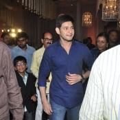 Maheshbabu at aswini dutt daughter marriage  (4)