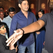 Maheshbabu at aswini dutt daughter marriage  (5)