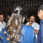 Maheshbabu at aswini dutt daughter marriage  (6)