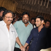 Maheshbabu at aswini dutt daughter marriage  (7)