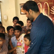 Srimanthudu 100 days in Orphanage (1)