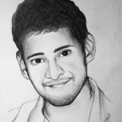 mahesh-fan-sketch-sruthi